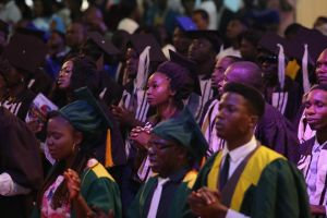 Joyful Celebration of Lights at Foundation School Graduation