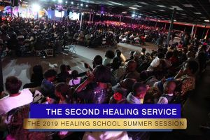 Rendezvous of the Miraculous at Second Healing Service with Pastor Chris