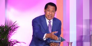 Pastor Chris Declares October to be 'the Month of Ministry' at Global Service