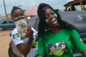 Impacting the Citizenry with God's Word Through ReachOut Nigeria Campaign