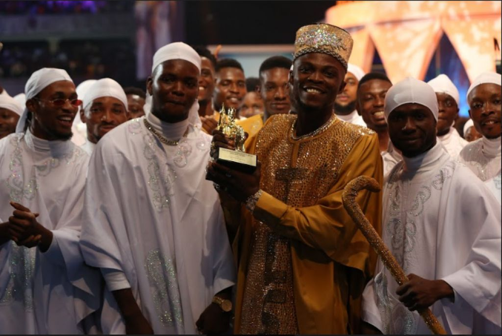 Gospel Fuji Singer, Testimony Jaga, Claims Artiste of the Year