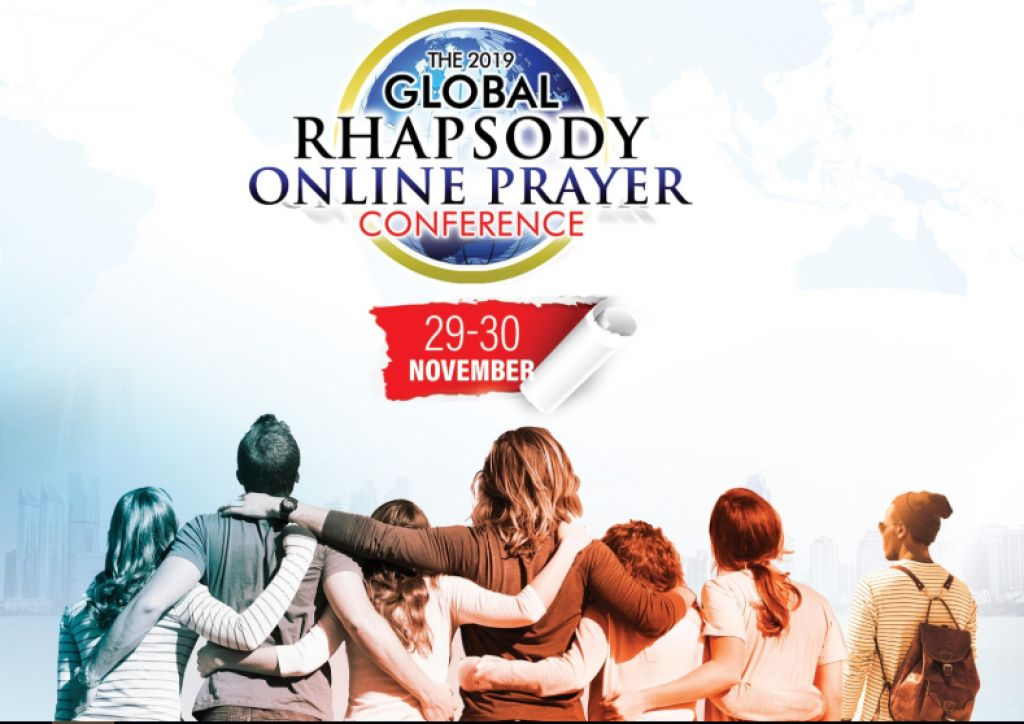 Millions of People Join the Global Rhapsody Online Prayer Conference 2019