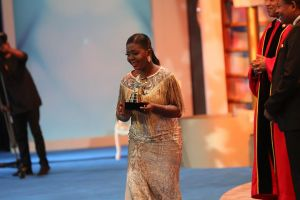Pastor Ruthney's Sonorous Voice Wins Her Title of Female Vocalist of the Year