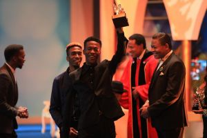 Pastor Saki's 'Lights' Claims Theme Song of the Year at LIMA 2019
