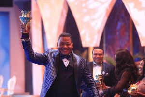 Rev. Tom Amenkhienan Shines as Top Partner (Church Pastors/Directors Category)