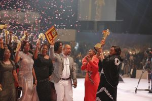 Rhapsody of Realities Wins Coveted Ministry Department of the Year Award
