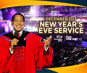Global New Year's Eve with Pastor Chris to Reach Half of World Population