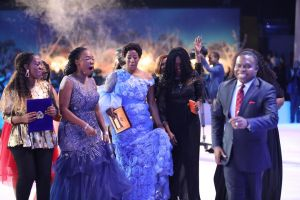 LoveWorld SAT Wins Big as Branding Station of the Year at  Staff Awards 2019