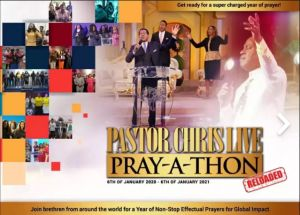 Pastor Chris Kicks Off World First Year-Long Prayer with Millions Participating
