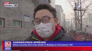 Death Toll for Coronavirus in China Now at 106 as Epidemic Spreads