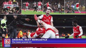 Arsenal FC Celebrates 7th Premiership Victory for the Season