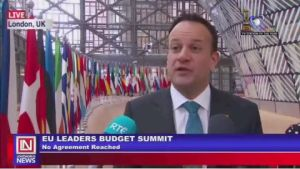 EU Leaders Budget Summit
