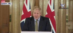 Covid-19: UK Prime Minister, Boris Johnson Tests Positive to Virus