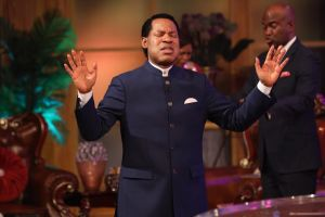 Pastor Chris Declares Coronavirus Dead at Global Day of Prayer