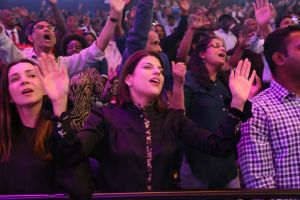 Rhapsody of Songs Kicks Off '2 Days of Glory Dubai with Pastor Chris'