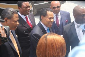 Pastor Chris Donates Engineering Faculty Building to Benson Idahosa University