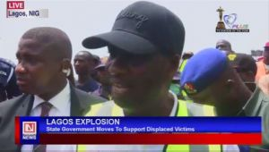Lagos State Government Responds to Lagos Explosion