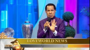 Over 3.25 Billion People Join Pastor Chris for Special Easter Sunday Service