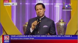 Testimonies Accrue as Pastor Chris Continues to Lead the Saints in Prayers for the Nations