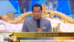 Pastor Chris Elucidates on the Principal Essence of Living