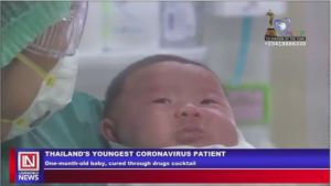 Covid-19: Youngest Patient Recovers in Thailand
