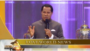 Ministers from Across the Globe Join Pastor Chris for Special Prayer Program