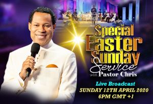 Billions from Across the Globe to Join Pastor Chris for Special Easter Service