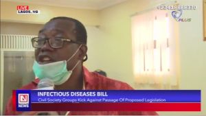 COVID-19: Civil Society Groups in Nigeria Stand against Proposed Infectious Disease Bill