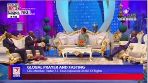 Global Prayer and Fasting with Pastor Chris Impacts the World