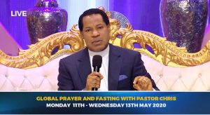 Billions of Christians to join Pastor Chris for Global Prayer and Fasting