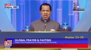 LoveWorld President Concludes Special 3-Day Global Prayer and Fasting