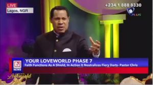 Pastor Chris Explains the Importance of Faith and Prophecy During Your LoveWorld Phase 7