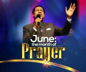 Year-Long Prayer Takes a Higher Dimension in June; 'the Month of Prayer'
