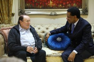 Pastor Chris Eulogizes God's General — Dr. Morris Cerullo — in Special Tribute