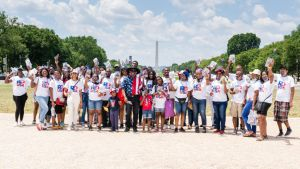 ReachOut USA with Rhapsody of Realities Upholds True Freedom in the Nation