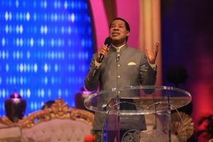 Pastor Chris Unveils the Mystery of Christ at 'Your LoveWorld Specials' Season 2