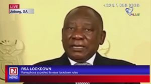 COVID-19: South African Experts Demand Easing of Lockdown Rules