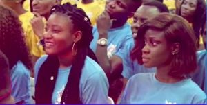 LoveWorld Teens Ministry Commemorate International Youth Day Luxuriantly