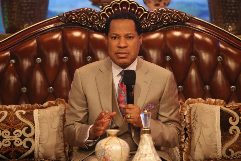 Pastor Chris Declares August to be 'the Month of Recovery' at Global Service