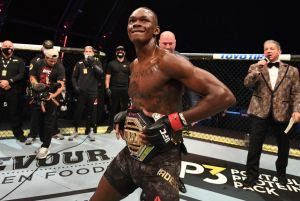 Nigeria's Israel Adesanya  Beats Paulo Costa to Retain Middleweight Title with Ease In Abu Dhabi
