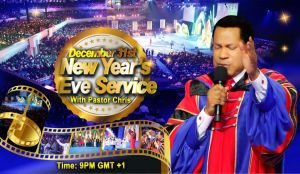 Global New Year's Eve with Pastor Chris Set to Blanket the Globe in Few Hours
