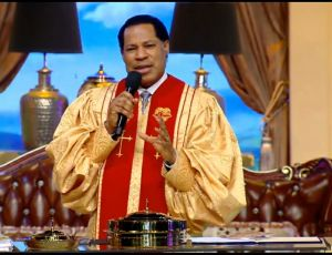 May is 'the Month of Illumination', Pastor Chris Declares at Global Service