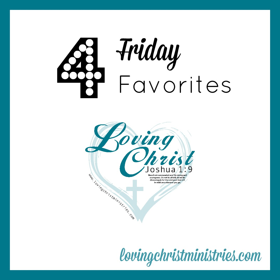 Here are 4 of my favorites that helped me make it through the week.