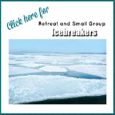 Find the perfect icebreaker for your retreat or small group.