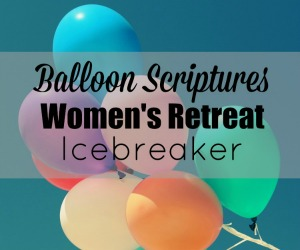 get to know you icebreaker women s retreat resources