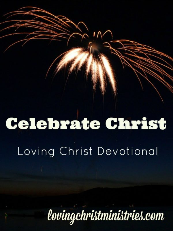 Let's lift up our banner and celebrate Christ. This Loving Christ devotional from Proverbs 20:5 will encourage you in your walk with the Lord.