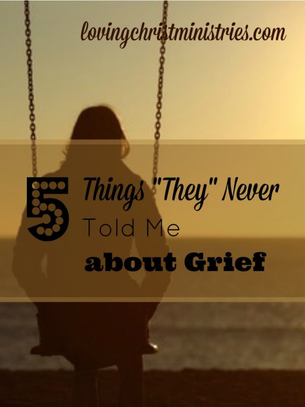 I thought I'd grieved before but when my best friend died, I learned there many things I never knew about grief. These 5 things surprised me most.