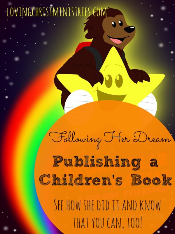 Lori decided not to let fear keep her from following her dream. She wrote a children's book. Read her motivating story on overcoming what held her back.
