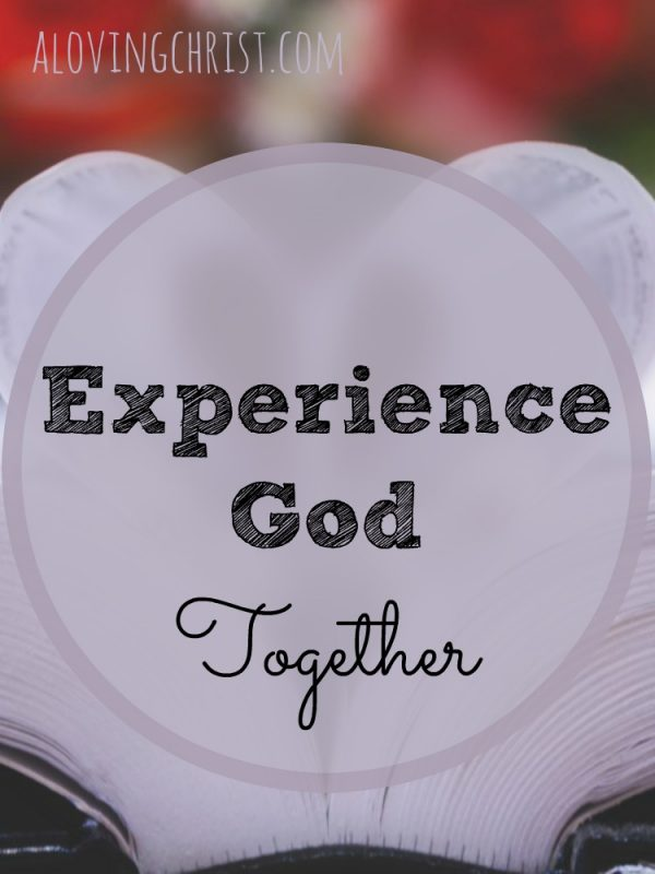Experience God together and pray with your spouse. God will confirm your answer by placing you on the same page. It's amazing!