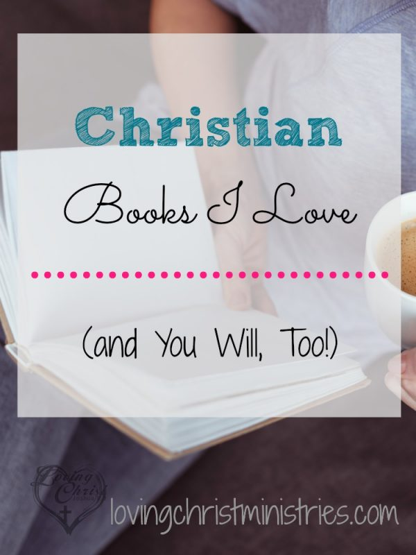 Looking to add to your reading list? Here are some of the Christian books I love and think you will, too. Enrich your prayer life, find purpose in your faith, and escape into new worlds in these pages.